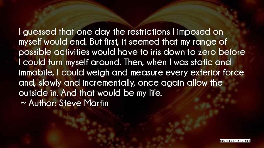 F Zero Quotes By Steve Martin