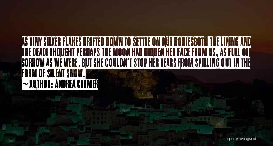 Face Hidden Quotes By Andrea Cremer