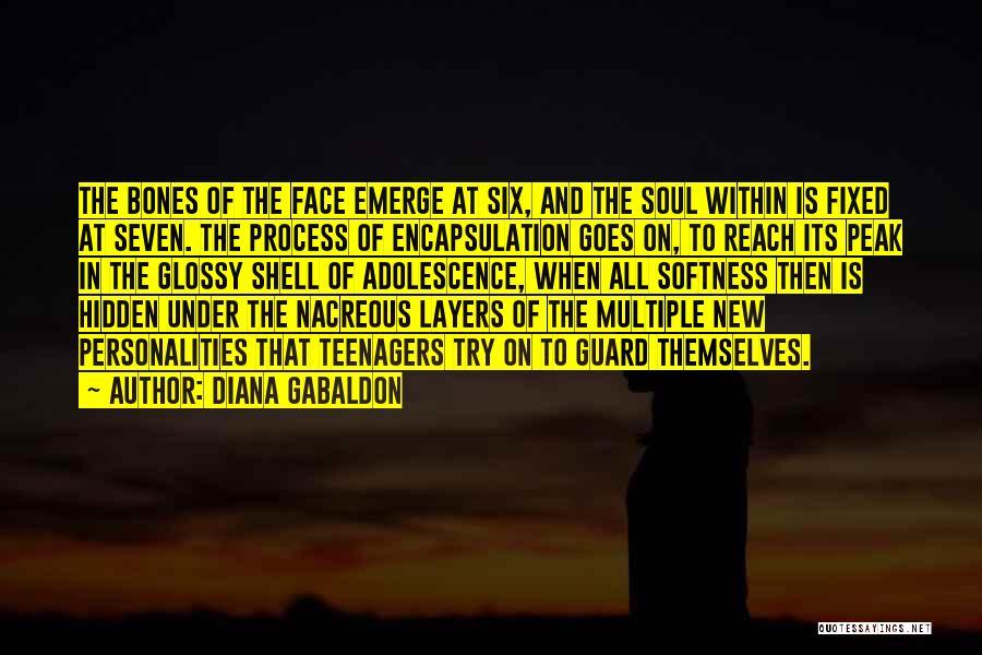 Face Hidden Quotes By Diana Gabaldon