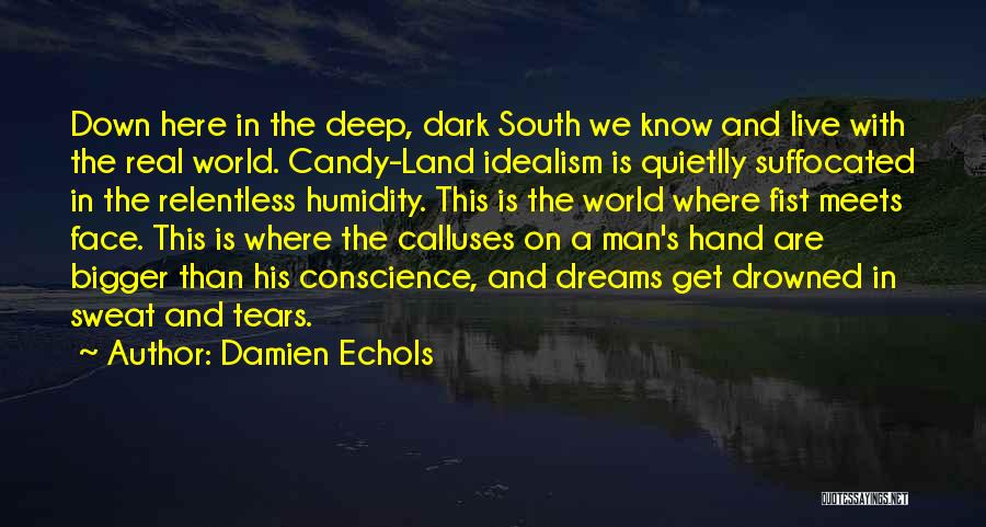 Face The Real World Quotes By Damien Echols