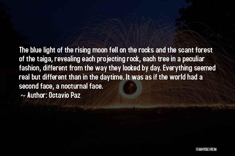 Face The Real World Quotes By Octavio Paz