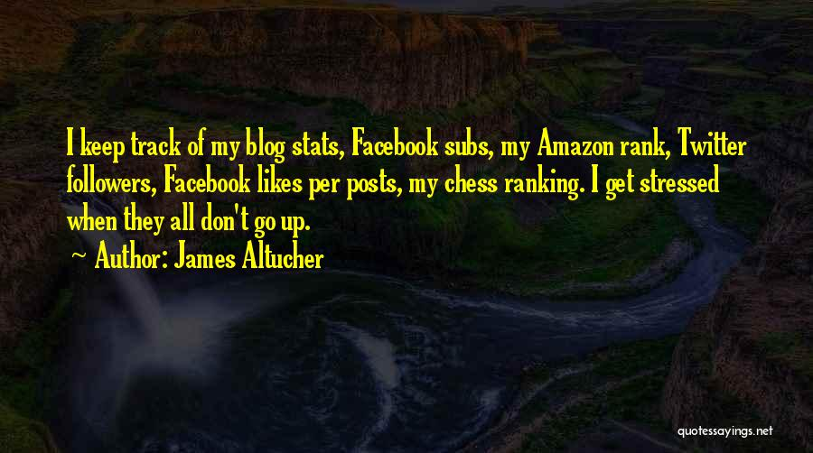 Facebook Followers Quotes By James Altucher