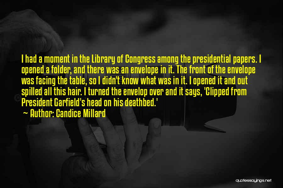 Facing Quotes By Candice Millard