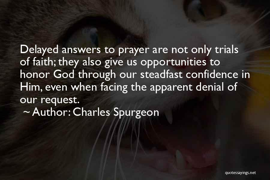 Facing Quotes By Charles Spurgeon