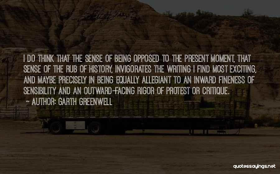 Facing Quotes By Garth Greenwell