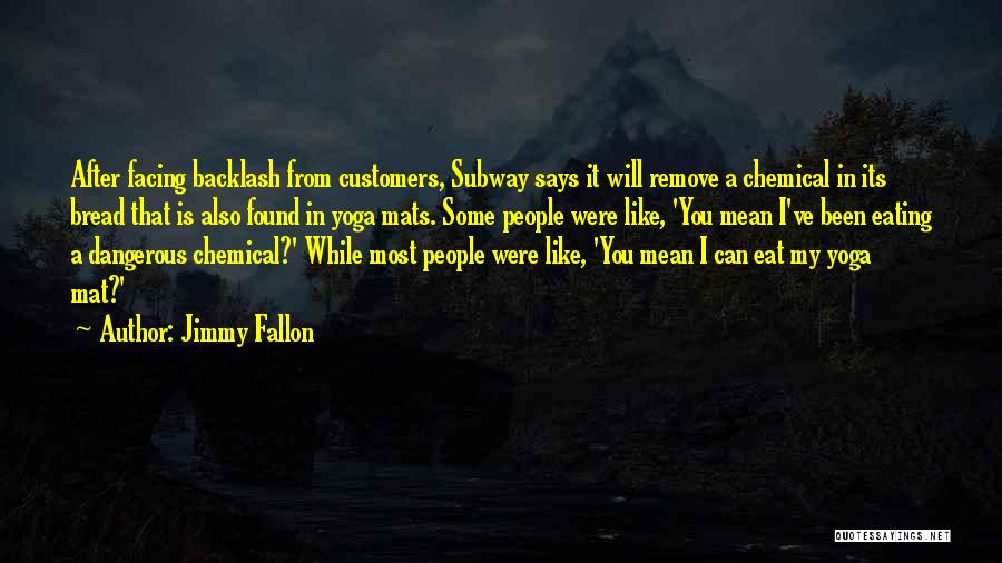 Facing Quotes By Jimmy Fallon