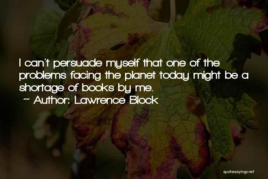 Facing Quotes By Lawrence Block