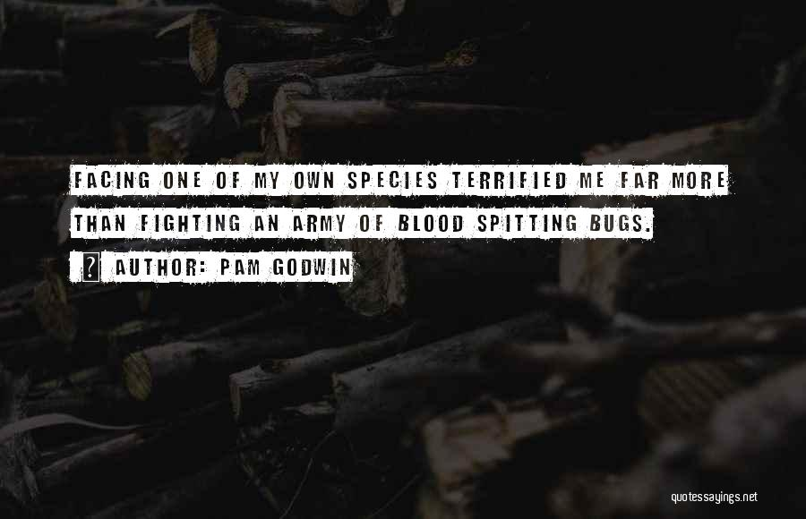 Facing Quotes By Pam Godwin