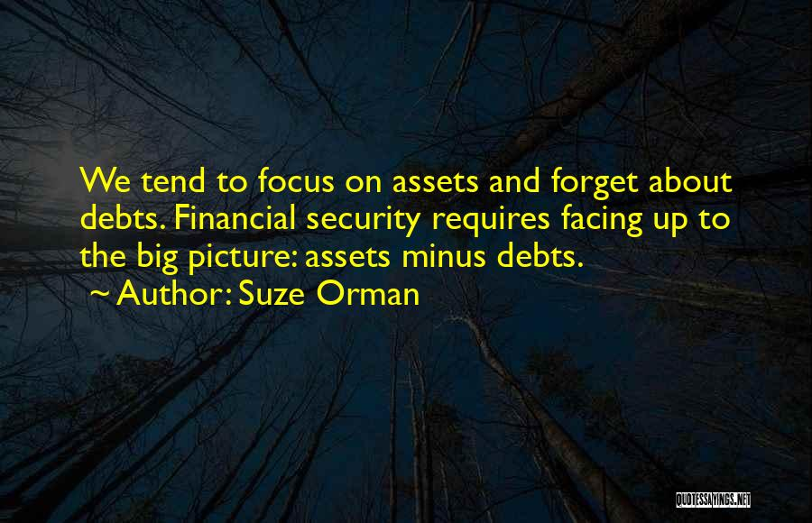 Facing Quotes By Suze Orman