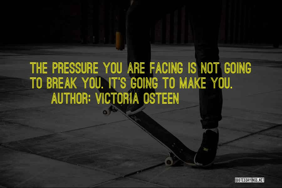 Facing Quotes By Victoria Osteen