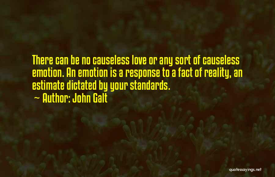 Facts.co Love Quotes By John Galt