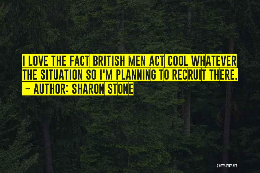 Facts.co Love Quotes By Sharon Stone