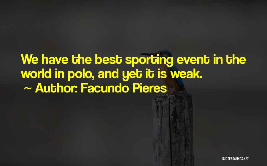 Facundo Pieres Quotes 1673690