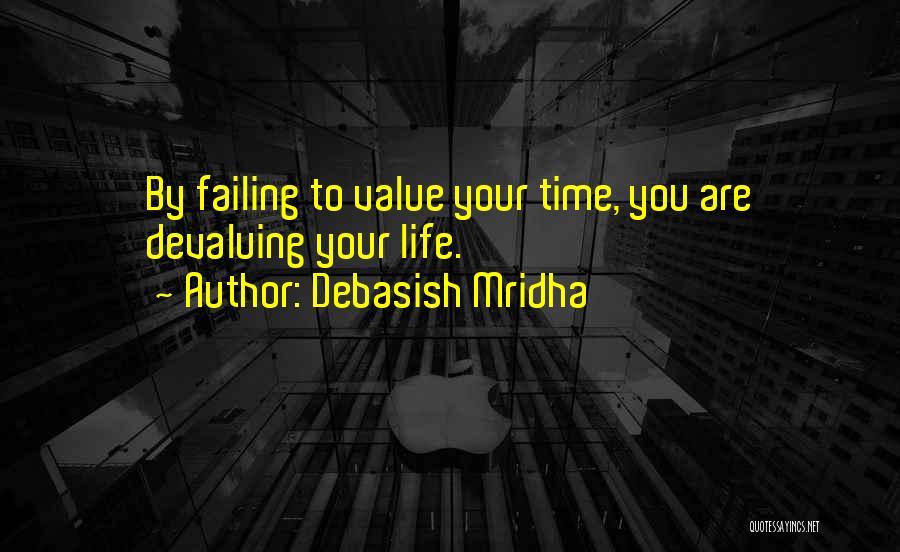 Failing Love Quotes By Debasish Mridha