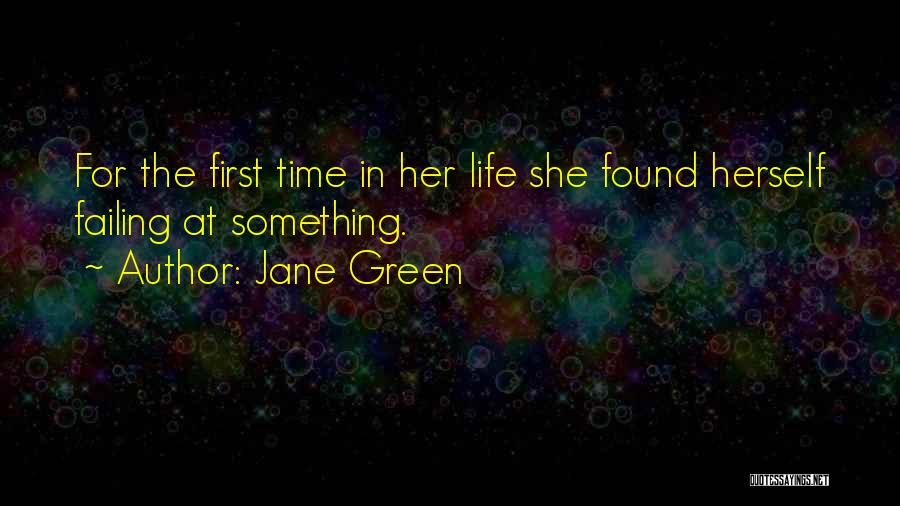 Failing Love Quotes By Jane Green