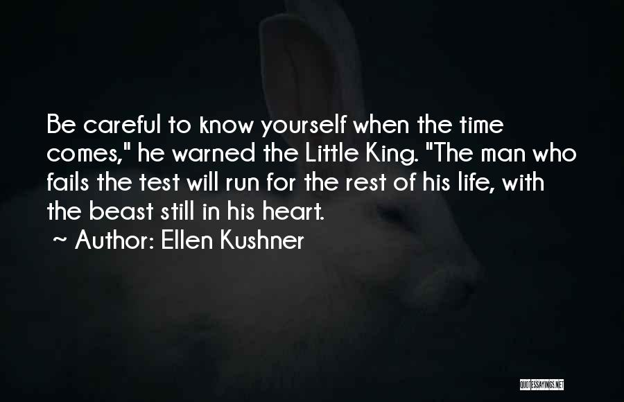 Fails In Life Quotes By Ellen Kushner