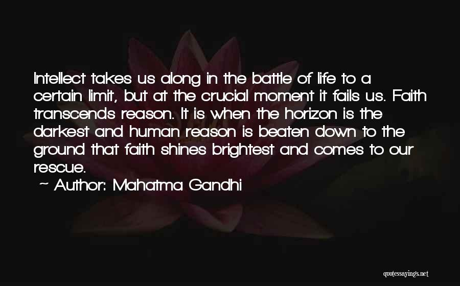 Fails In Life Quotes By Mahatma Gandhi