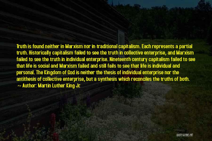 Fails In Life Quotes By Martin Luther King Jr.