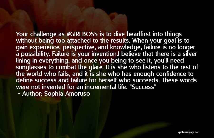 Fails In Life Quotes By Sophia Amoruso