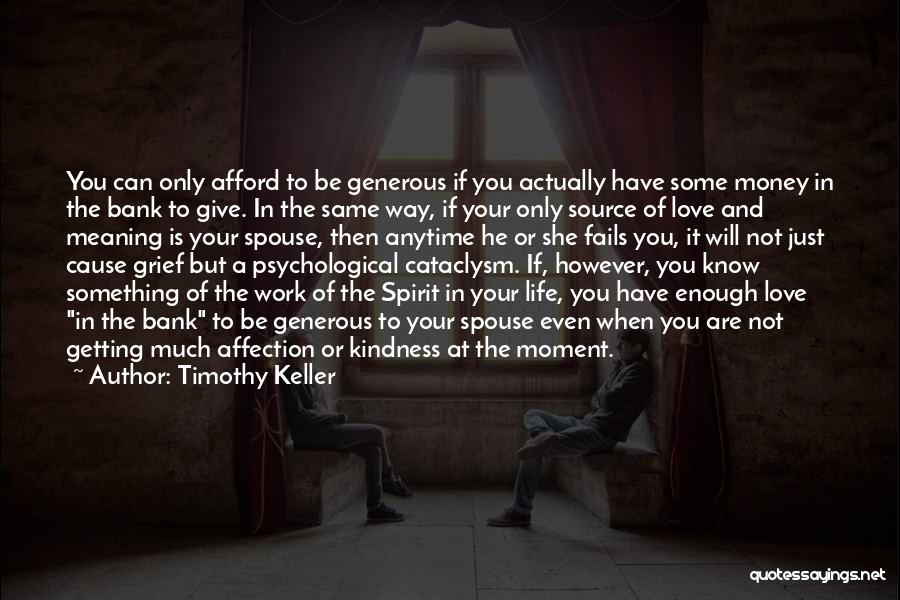 Fails In Life Quotes By Timothy Keller