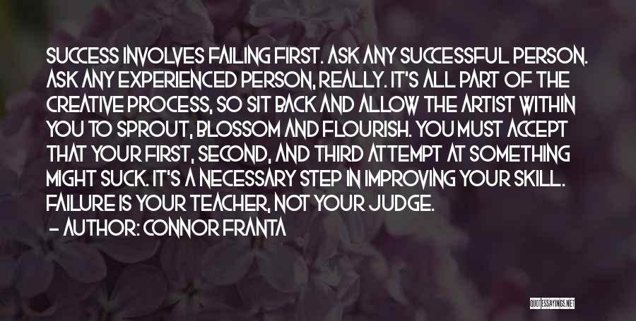 Failure And Success In Life Quotes By Connor Franta