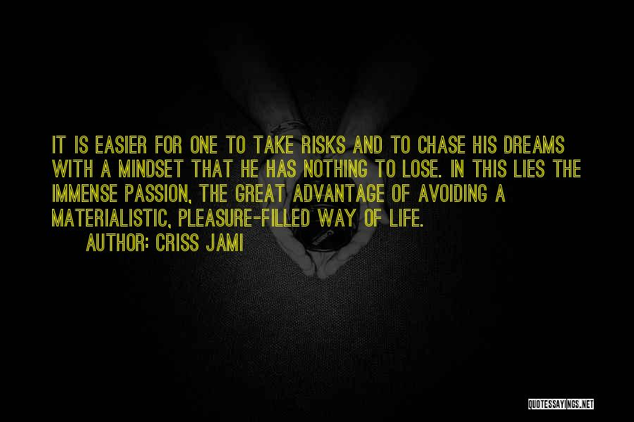 Failure And Success In Life Quotes By Criss Jami