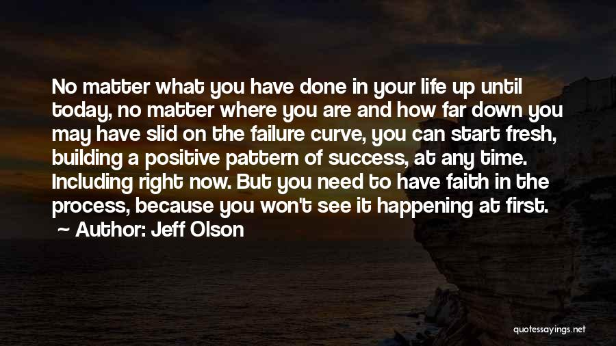 Failure And Success In Life Quotes By Jeff Olson