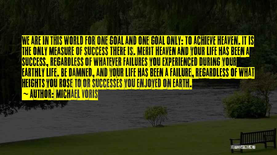 Failures To Success Quotes By Michael Voris