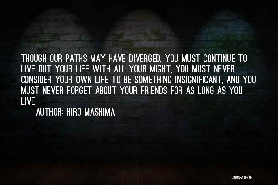 Fairy Tail Anime Quotes By Hiro Mashima