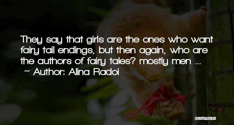 Fairy Tail Ending Quotes By Alina Radoi