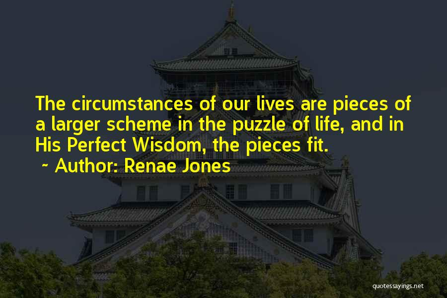 Faith And Loss Quotes By Renae Jones