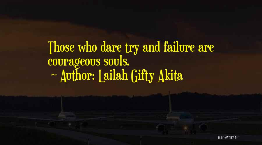 Faith And Positive Thinking Quotes By Lailah Gifty Akita