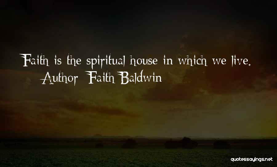Faith Baldwin Quotes 1307354