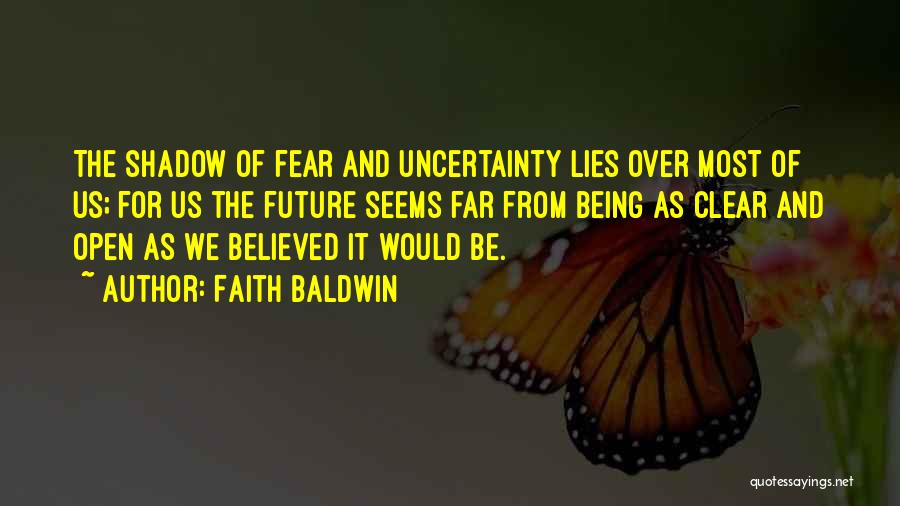 Faith Baldwin Quotes 2093801
