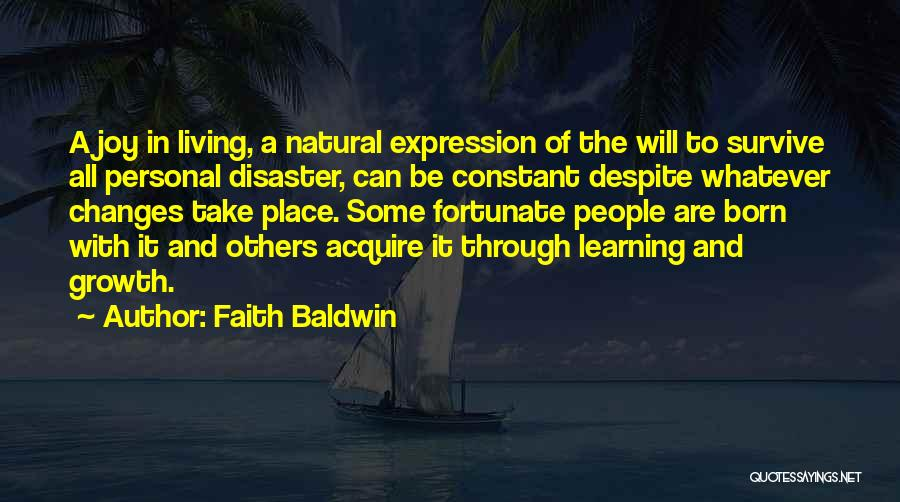 Faith Baldwin Quotes 2124745