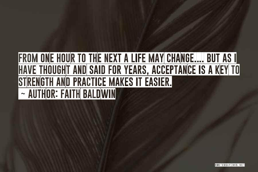 Faith Baldwin Quotes 413764