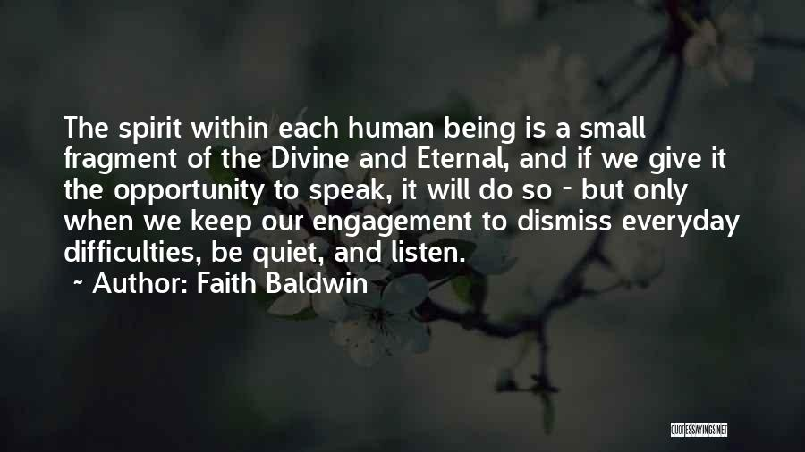 Faith Baldwin Quotes 442428