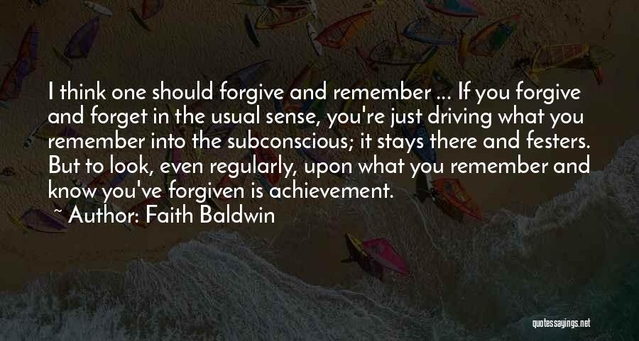 Faith Baldwin Quotes 598202