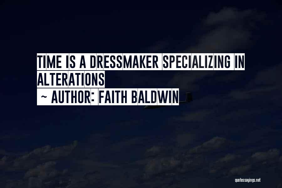 Faith Baldwin Quotes 752772
