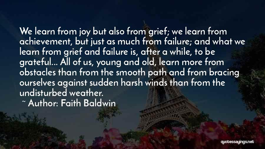 Faith Baldwin Quotes 782138