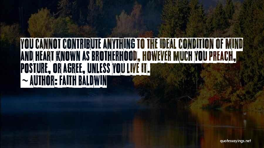 Faith Baldwin Quotes 851114