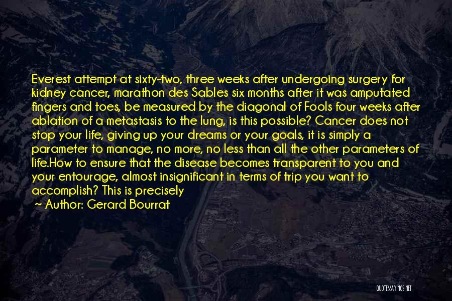 Faith In Dreams Quotes By Gerard Bourrat