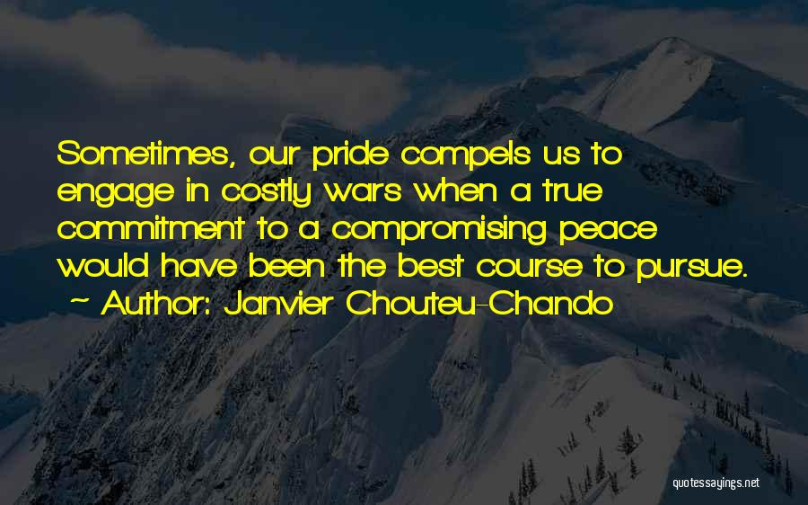 Faith In Dreams Quotes By Janvier Chouteu-Chando