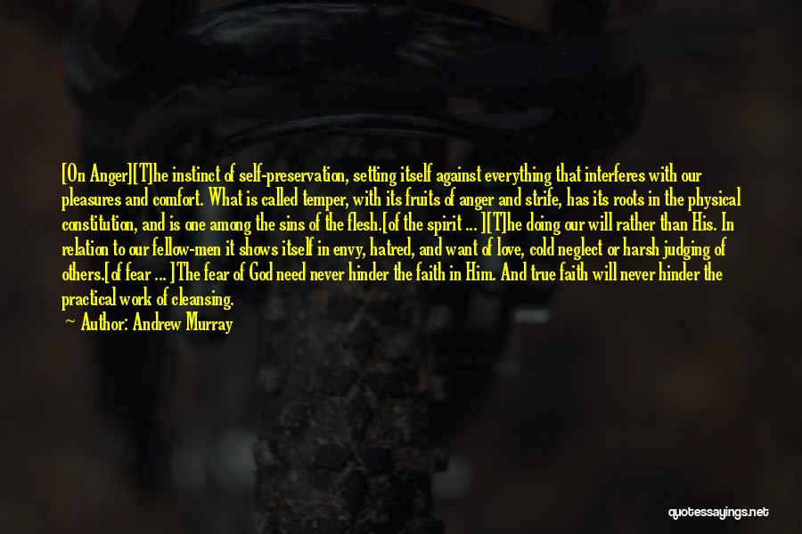 Faith In Him Quotes By Andrew Murray