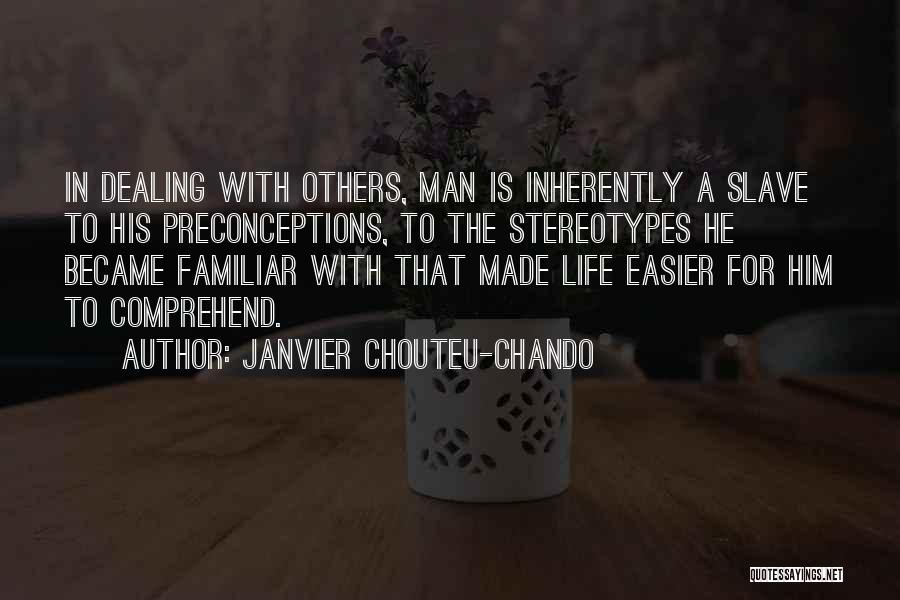 Faith In Him Quotes By Janvier Chouteu-Chando