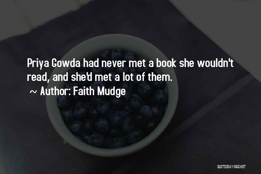 Faith Mudge Quotes 386958