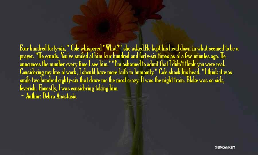 Faith When Sick Quotes By Debra Anastasia