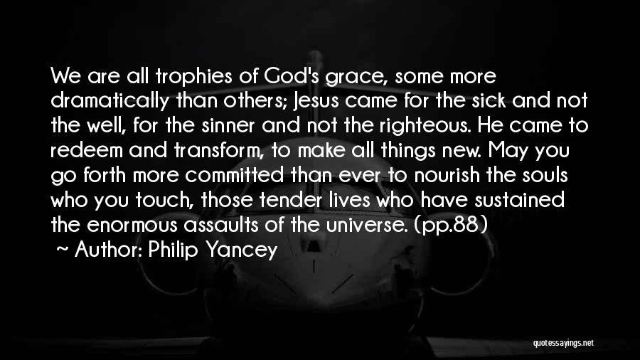Faith When Sick Quotes By Philip Yancey