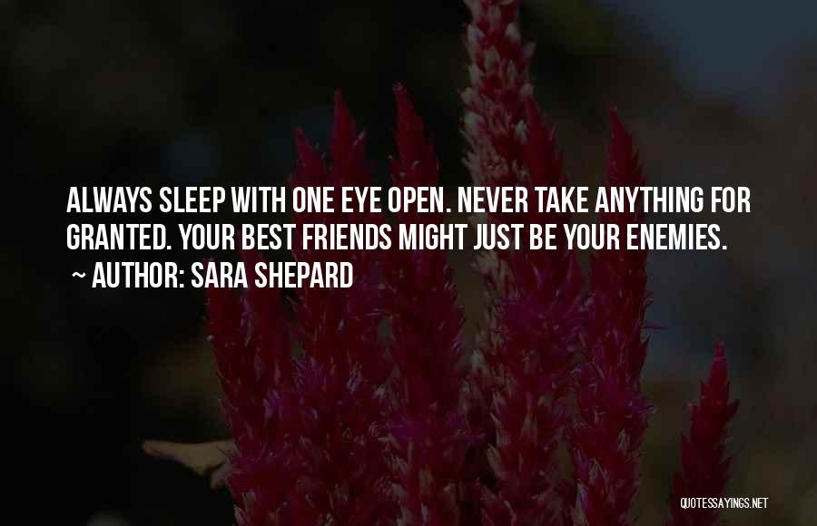 Fake Best Friends Quotes By Sara Shepard