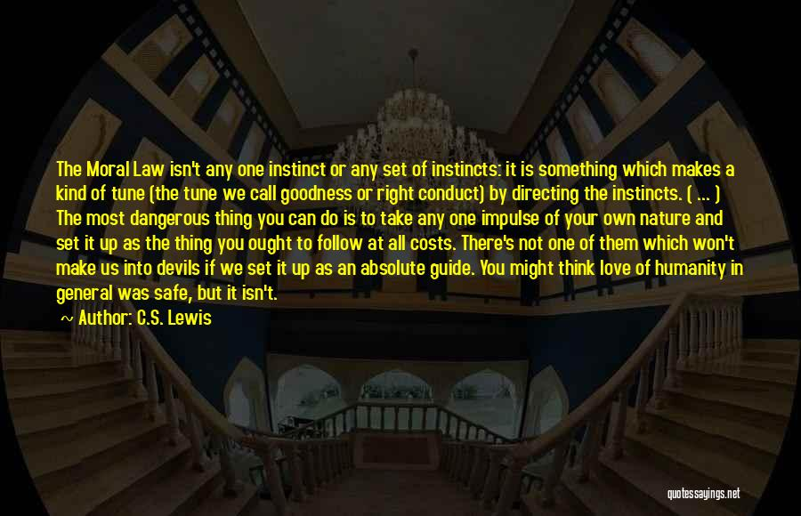 Faking Yourself Quotes By C.S. Lewis